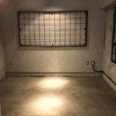 注文住宅 かっこいい工務店 東京 バークノア 施工例25 マンション ワンルーム フルリノベーション インダストリアル ブルックリン 寝室