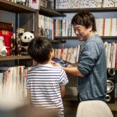 注文住宅 かっこいい工務店 熊本 ブレス ブレスホーム 施工例45 プロヴァンス 書斎 造作 本棚 2