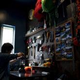注文住宅 かっこいい工務店 熊本 ブレス ブレスホーム 施工例45 プロヴァンス 趣味 工具スペース