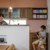注文住宅 かっこいい工務店 熊本 ブレス ブレスホーム 施工例45 プロヴァンス キッチン