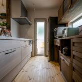 注文住宅 かっこいい工務店 熊本 ブレス ブレスホーム 施工例45 プロヴァンス キッチン 造作