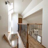 注文住宅 かっこいい工務店 福岡 不動産プラザ ブルースホーム小倉 施工例24 プロヴァンス 2階ホール