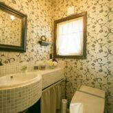注文住宅 かっこいい工務店 宮城県 富樫工業 トガシホーム 施工例77 プロヴァンス トイレ