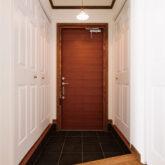 注文住宅 かっこいい工務店 埼玉 古川工務店 デザインハウスエフ 施工例55 アメリカン 玄関ホール